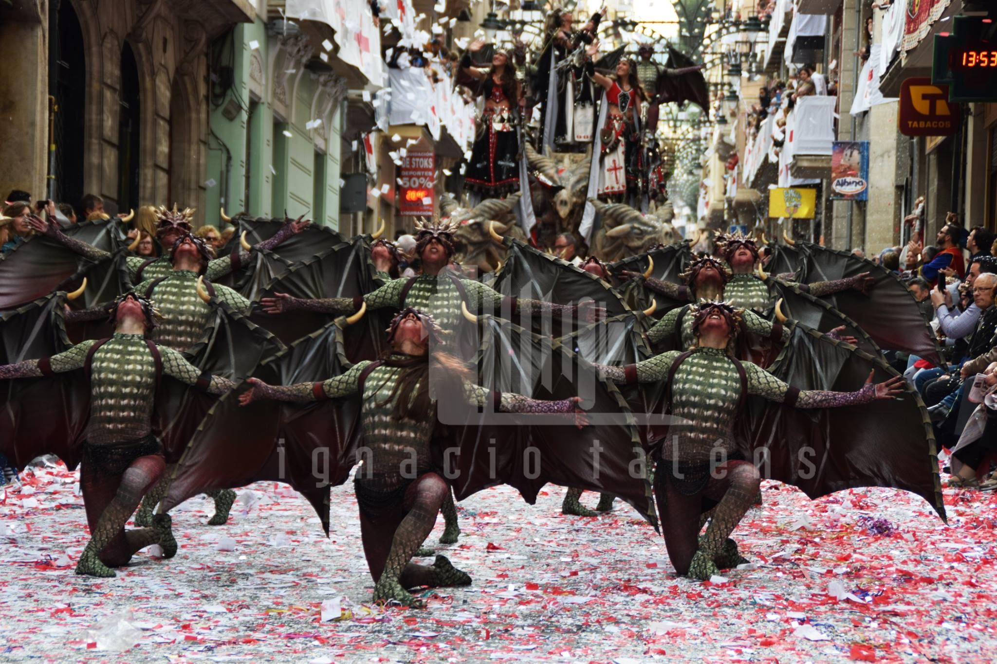 """Ballet """"El Vol del Drac"""" 01"""