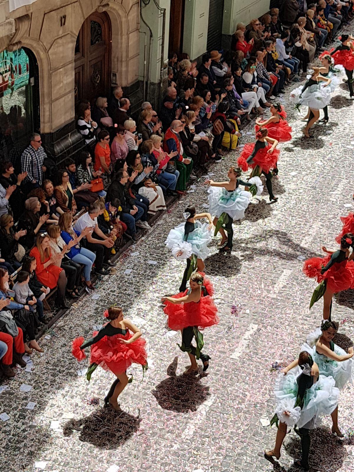 """Ballet """"Escudo y Clavel"""" 05"""