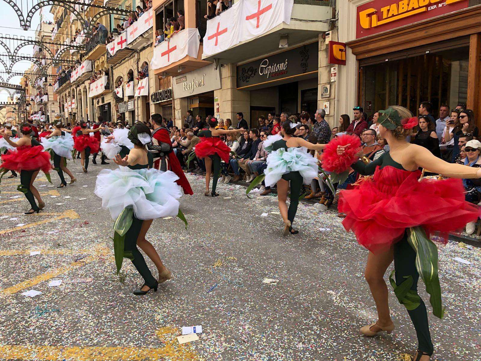 """Ballet """"Escudo y Clavel"""" 09"""