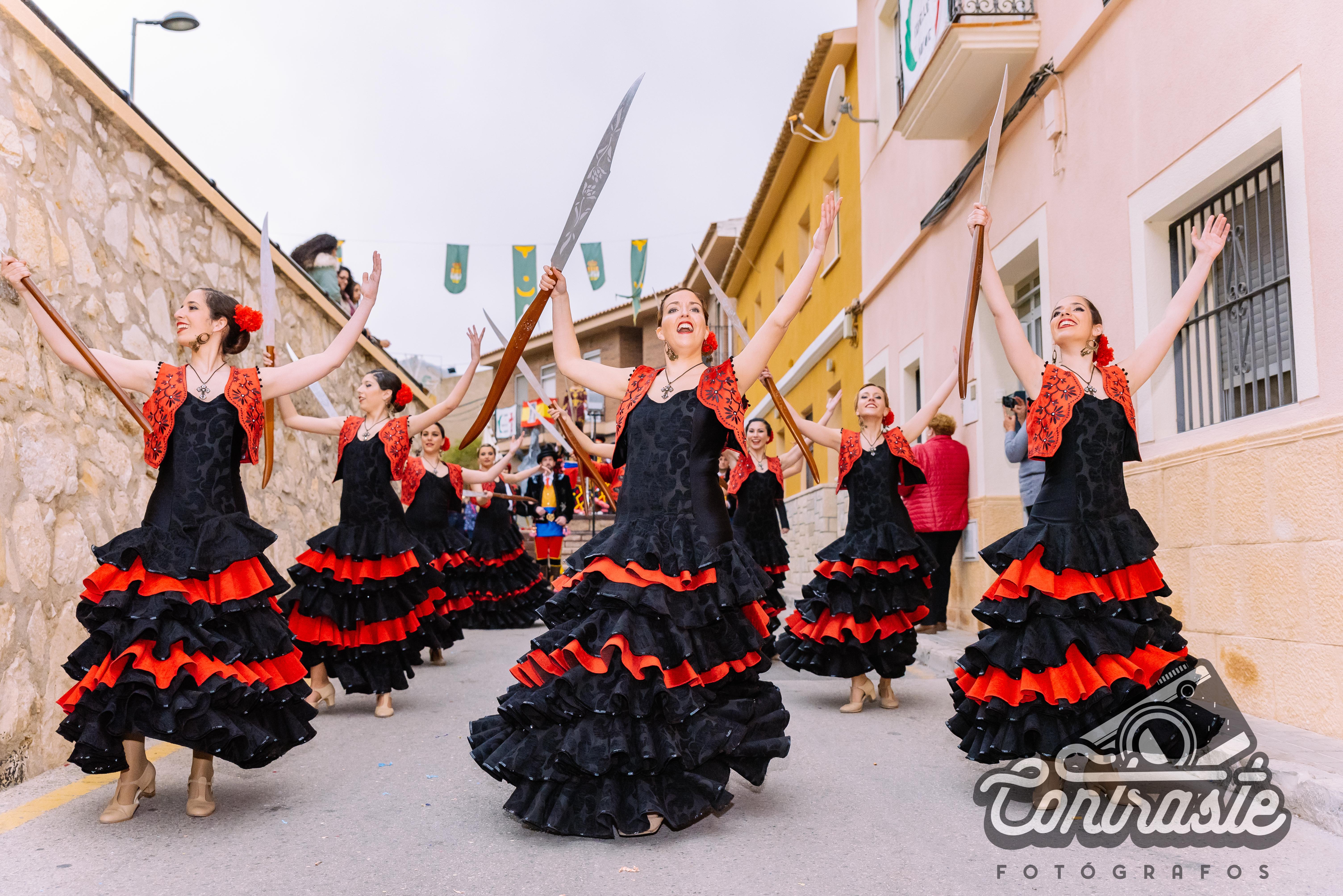 """Ballet """"Navaja y Contrabando"""" 18"""