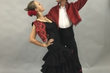 """Ballet """"Navaja y Contrabando"""" 04"""