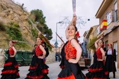 """Ballet """"Navaja y Contrabando"""" 13"""
