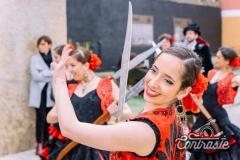 """Ballet """"Navaja y Contrabando"""" 20"""