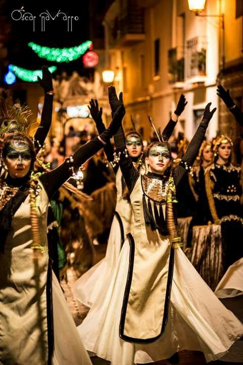 """Ballet """"Sacerdotisas de Isis"""" 04"""