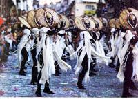 """Ballet """"Africano Máscaras"""" 01"""
