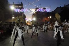 """Ballet """"Africano Máscaras"""" 06"""