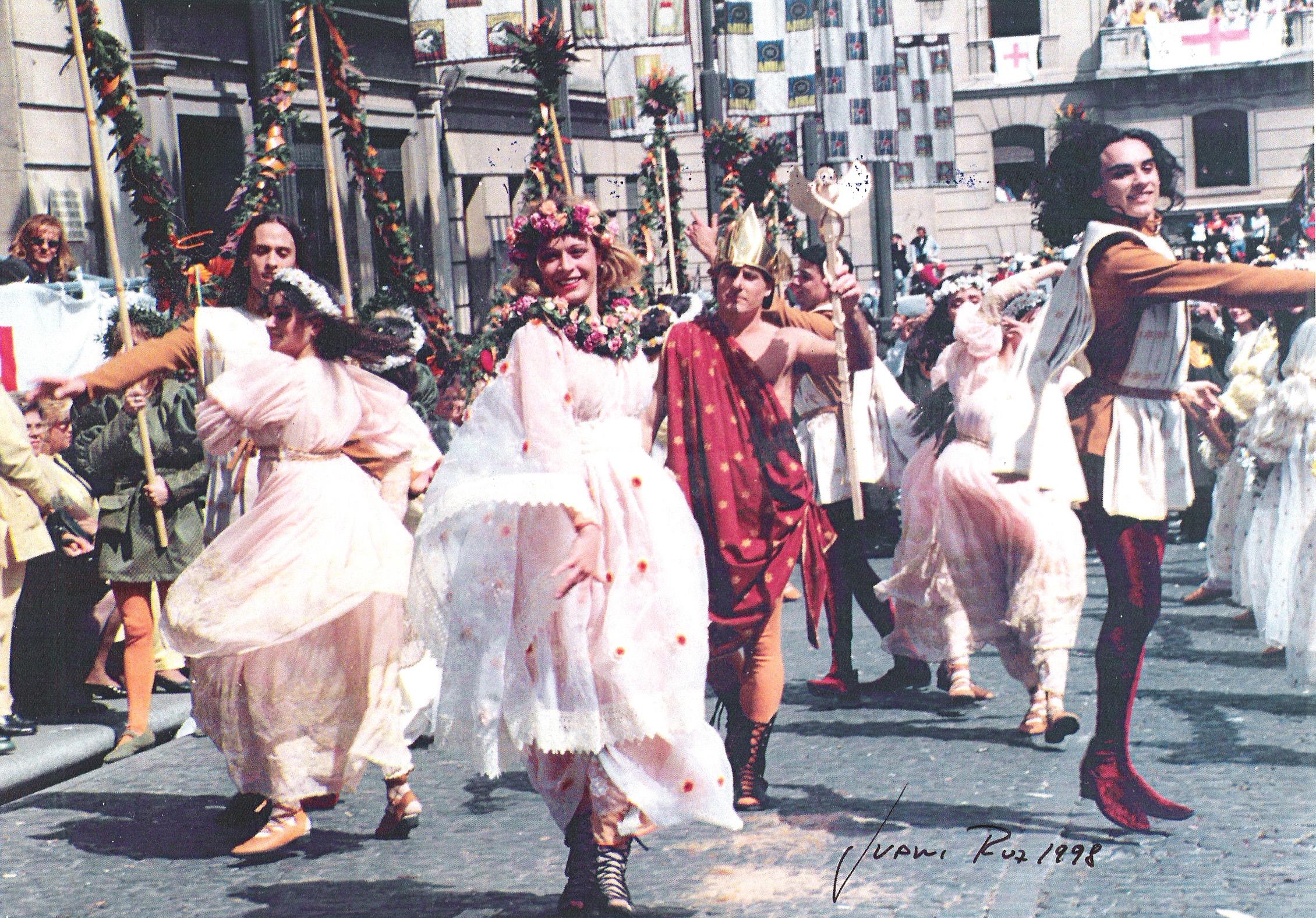 """Ballet """"Danza de la Primavera"""" 04"""