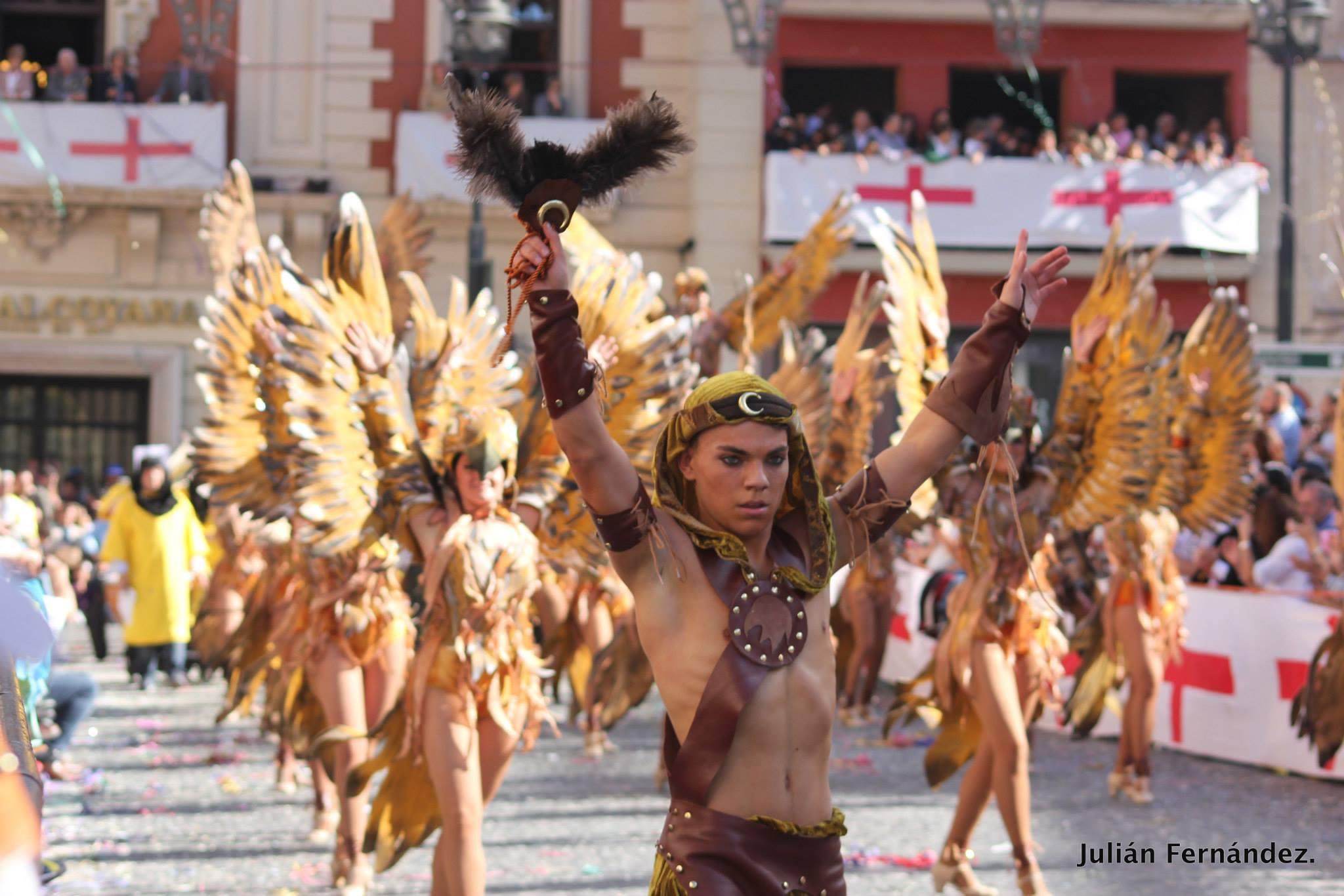 """Ballet """"El Arte de la Cetrería"""" 02"""