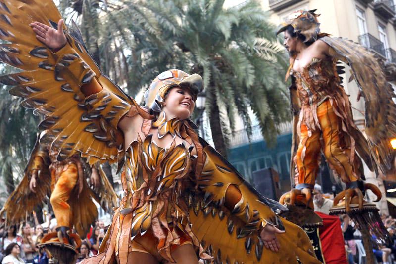 """Ballet """"El Arte de la Cetrería"""" 11"""