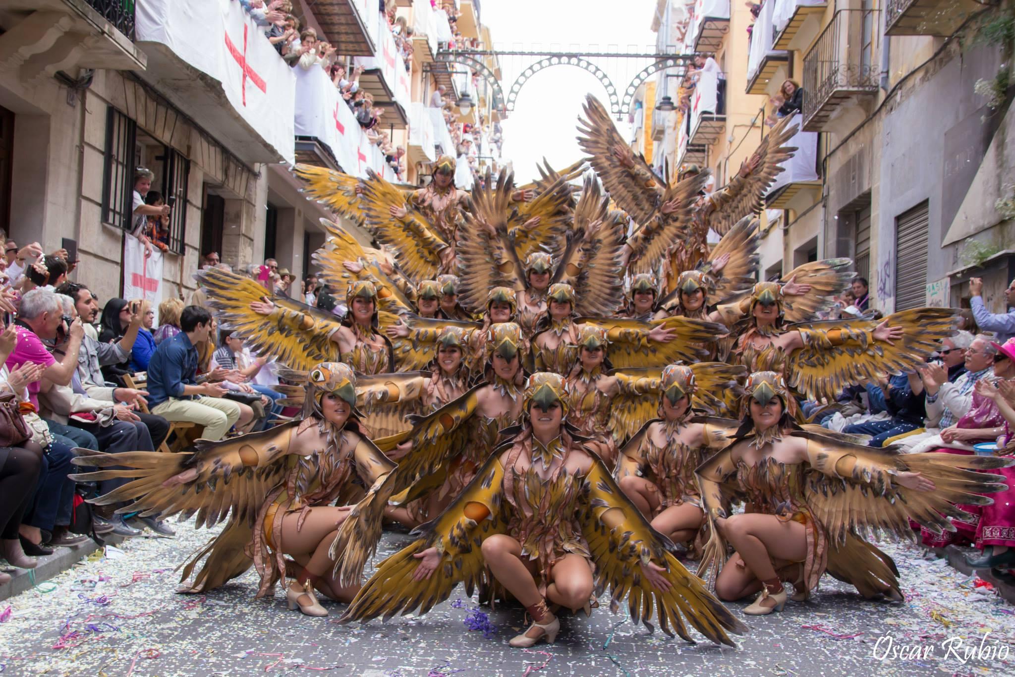 """Ballet """"El Arte de la Cetrería"""" 01"""