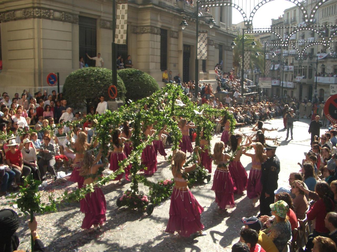 """Ballet """"El Carmen"""" 02"""