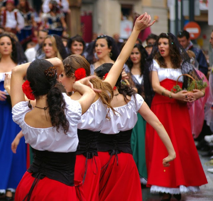 "Ballet ""La Habanera"" 11"