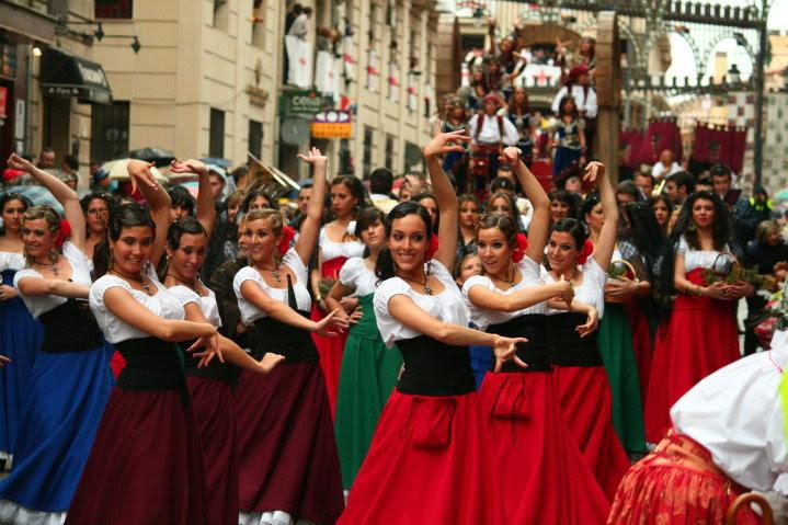 "Ballet ""La Habanera"" 12"