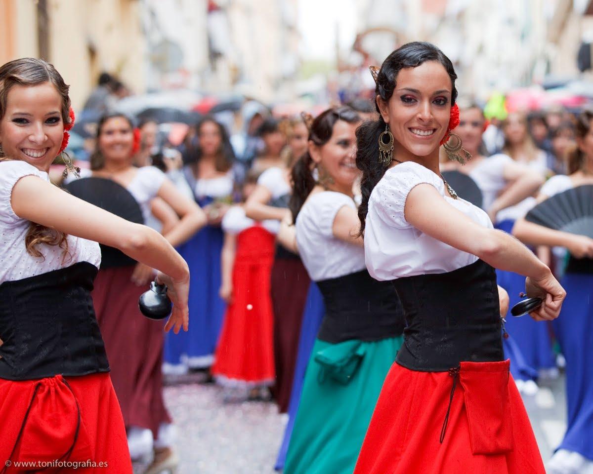 "Ballet ""La Habanera"" 15"