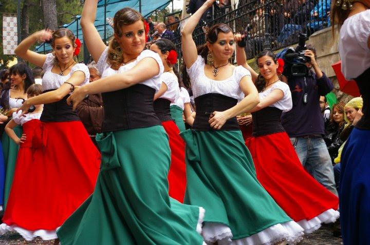 "Ballet ""La Habanera"" 07"