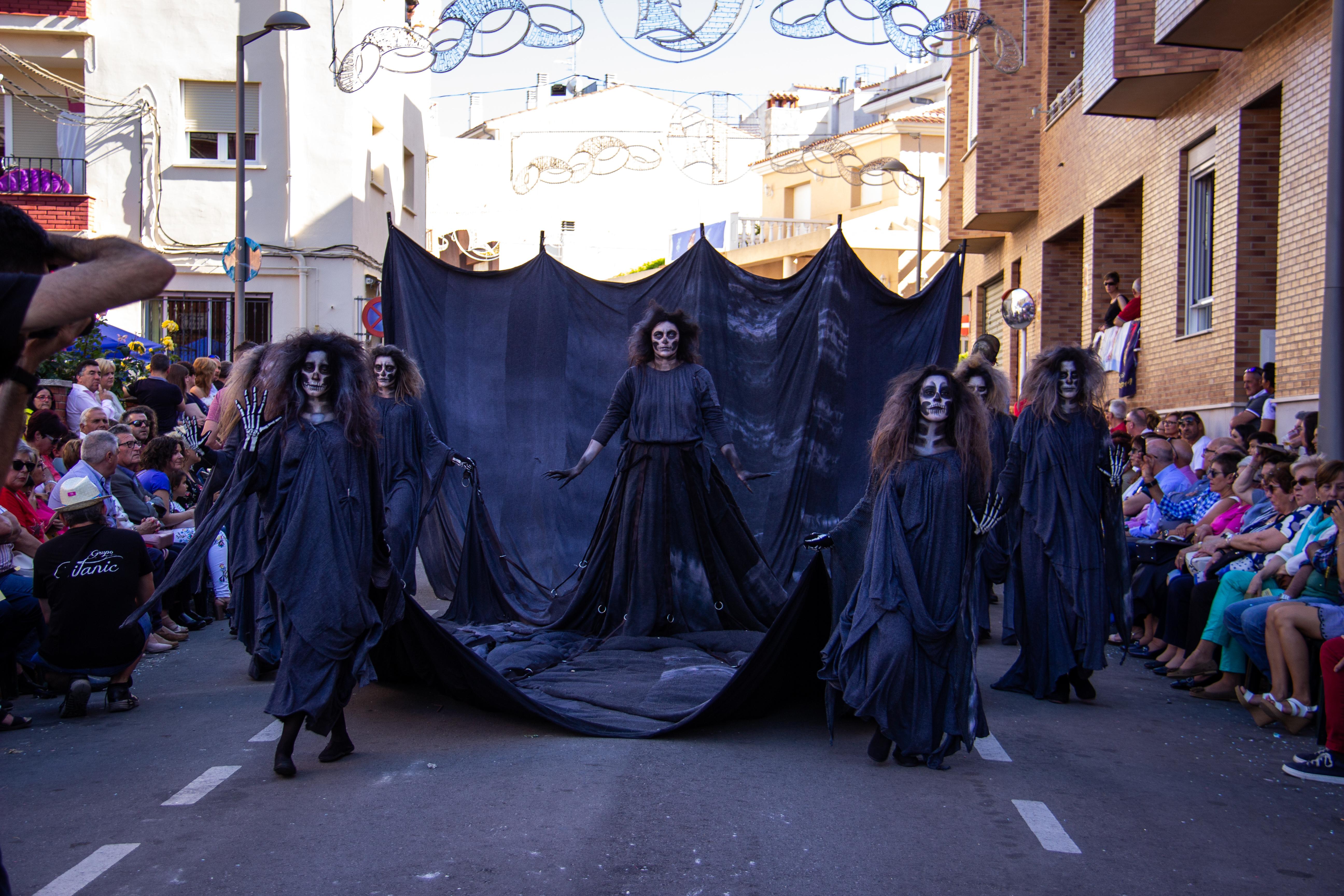 "Ballet ""La Muerte"" 03"