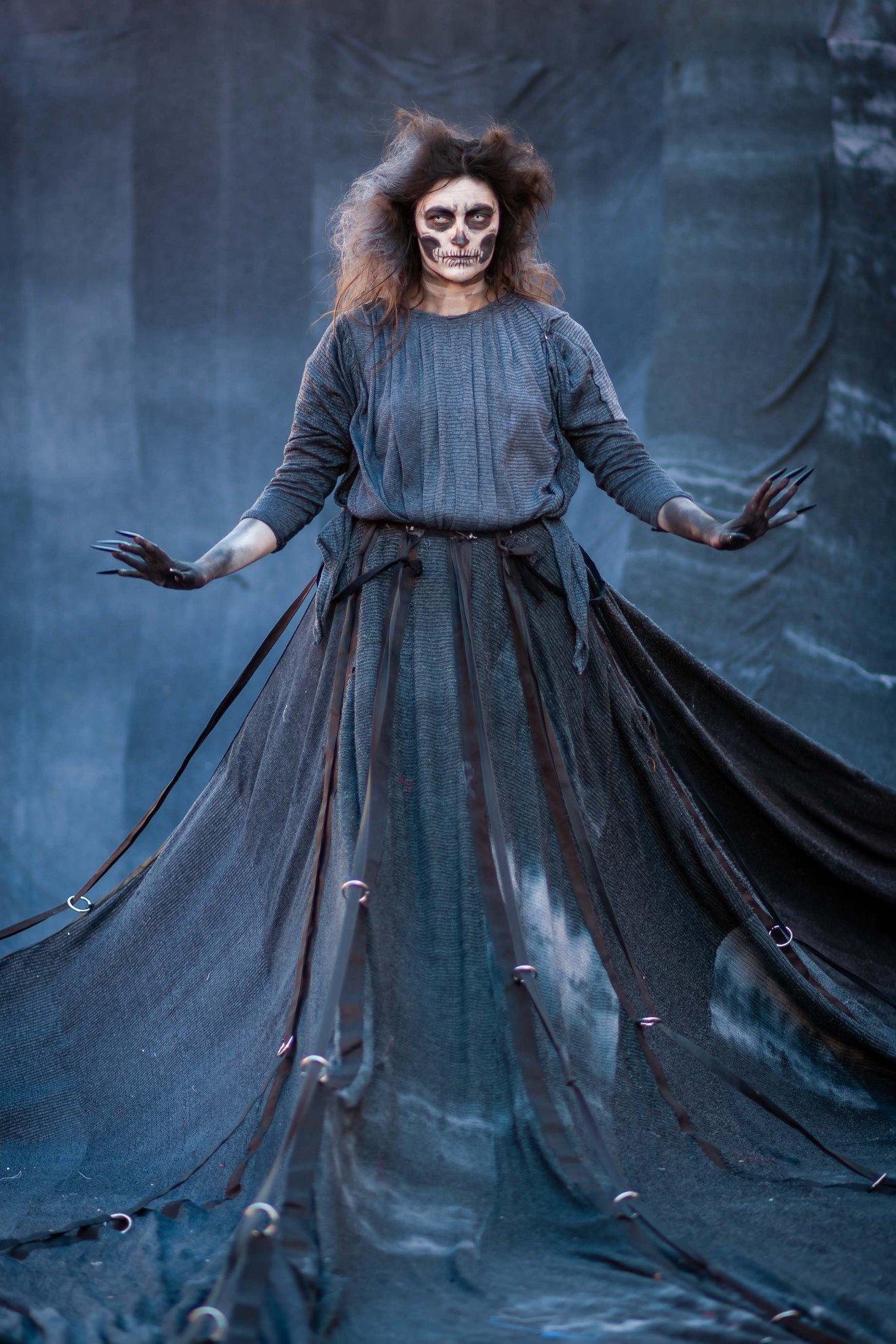 "Ballet ""La Muerte"" 01"