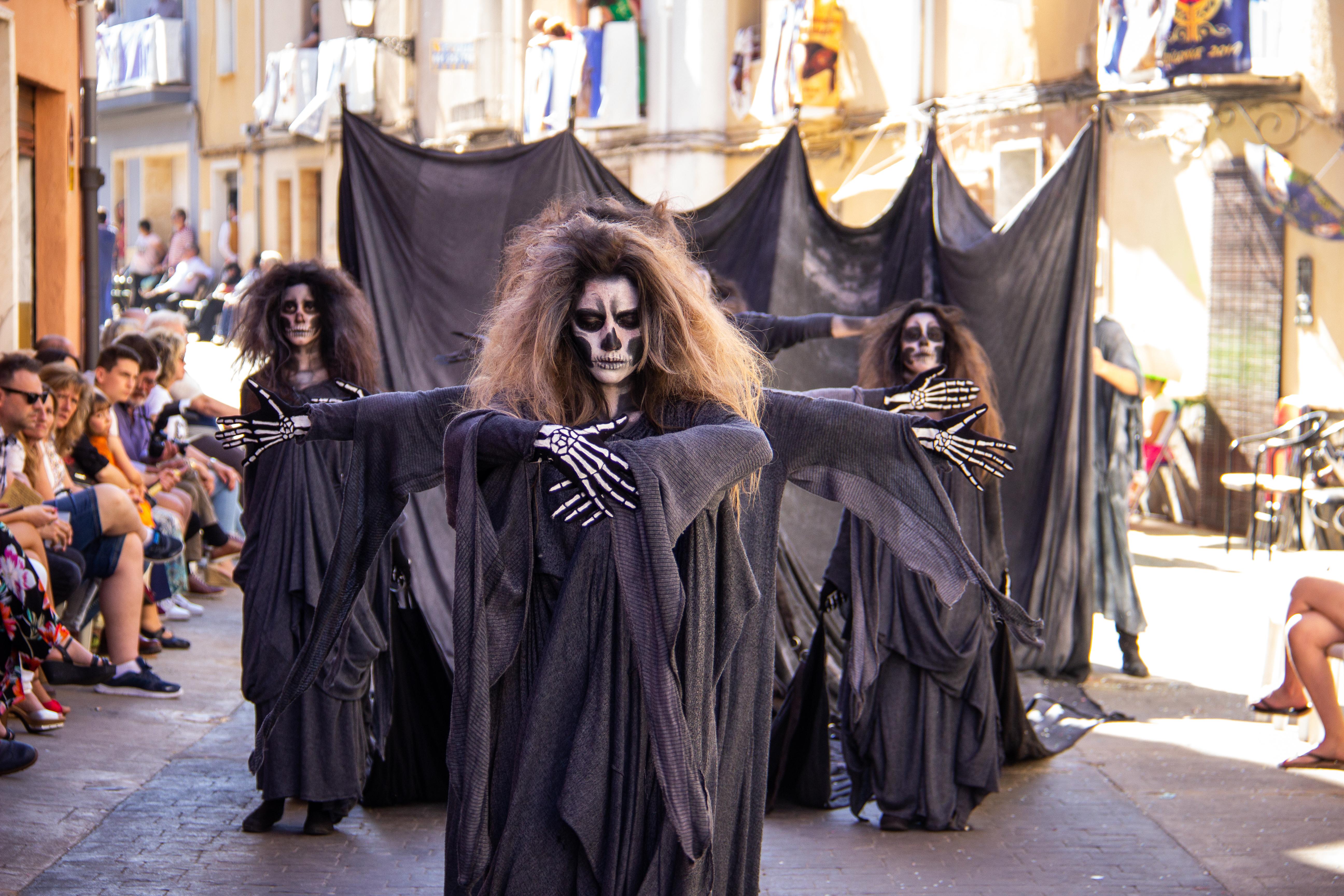 "Ballet ""La Muerte"" 09"