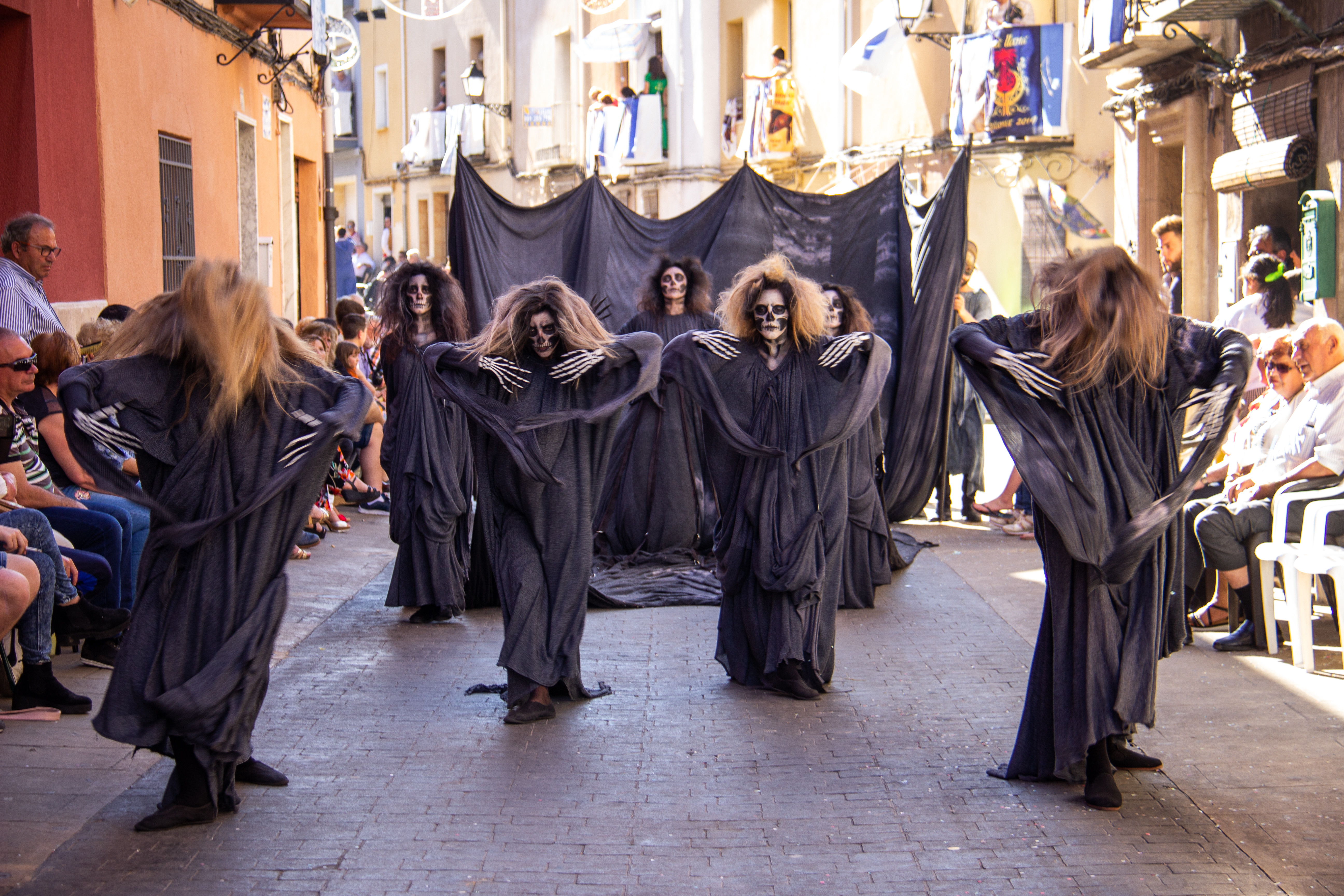 "Ballet ""La Muerte"" 10"
