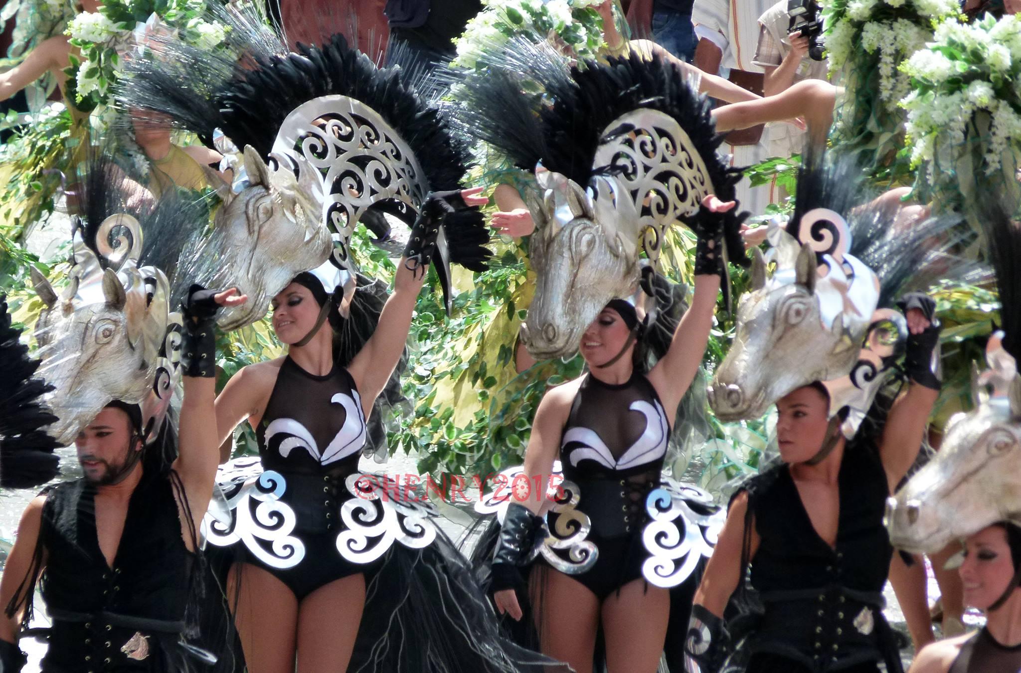 """Ballet """"Yeguada de los Vientos del Sur"""" 07"""