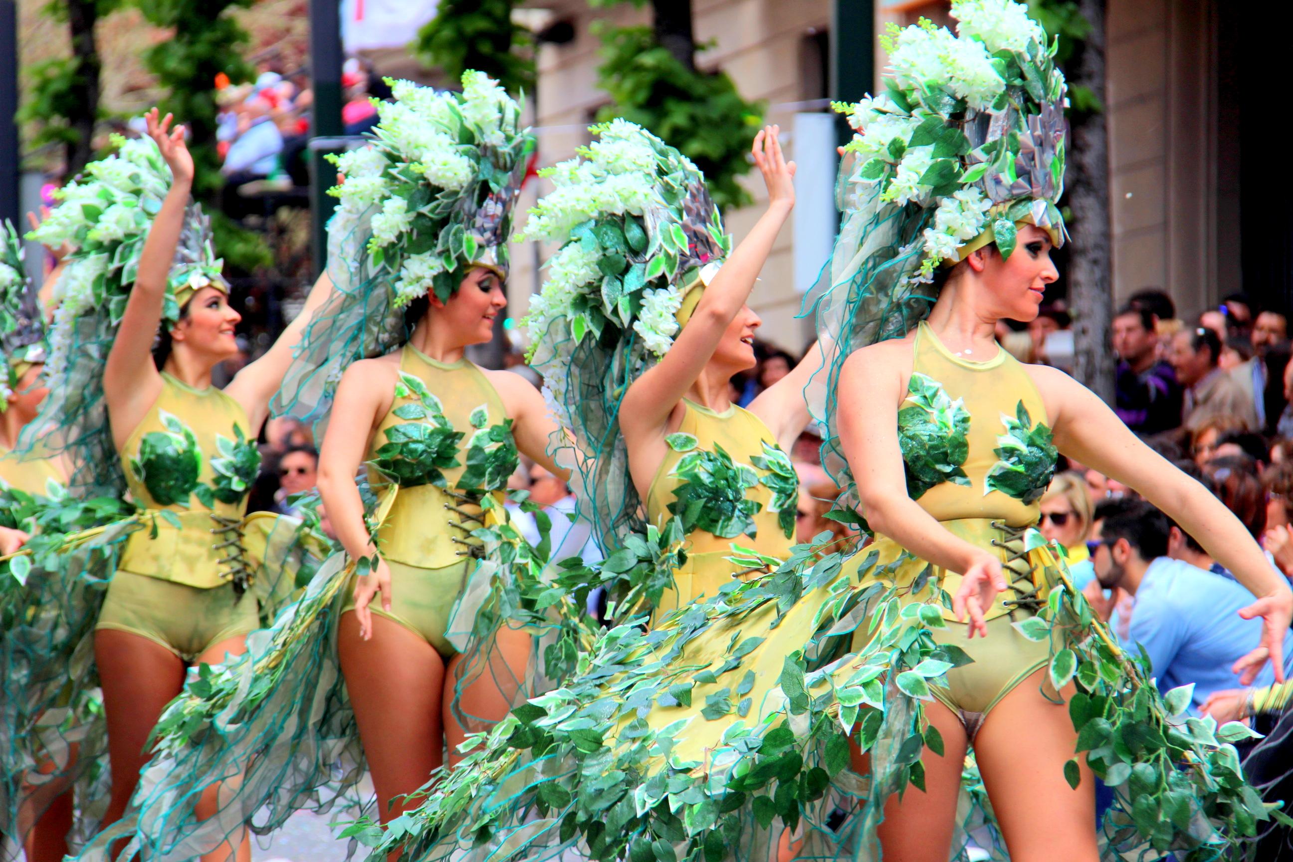 """Ballet """"Yeguada de los Vientos del Sur"""" 01"""